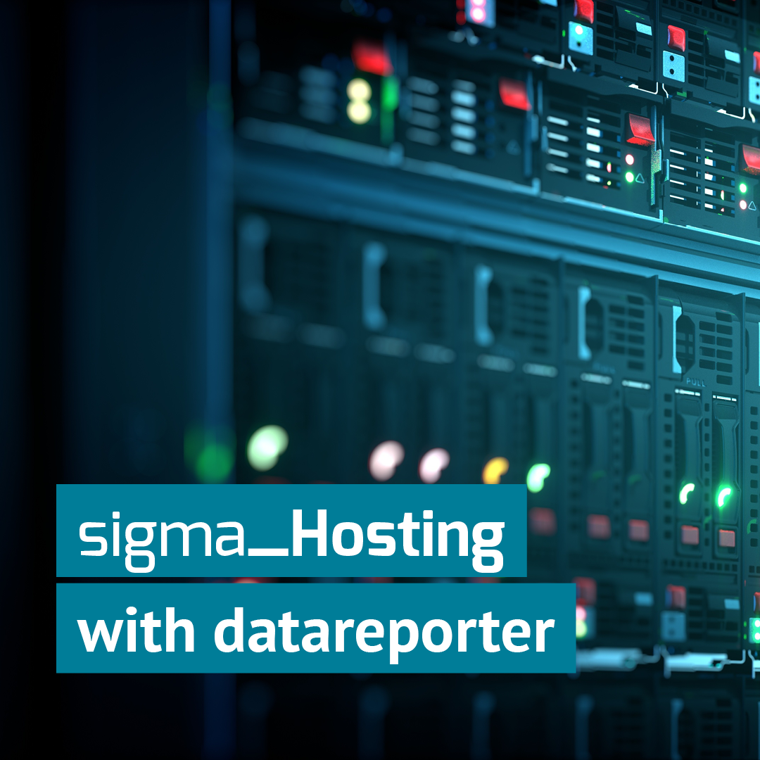 Datareporter über sigma_hosting